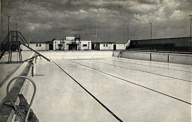 Folkestone Swimming Club Pool