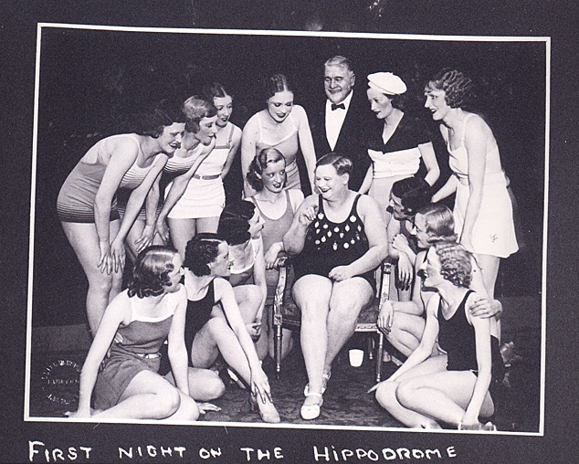 Sunny Lowry at Manchester Hippodrome