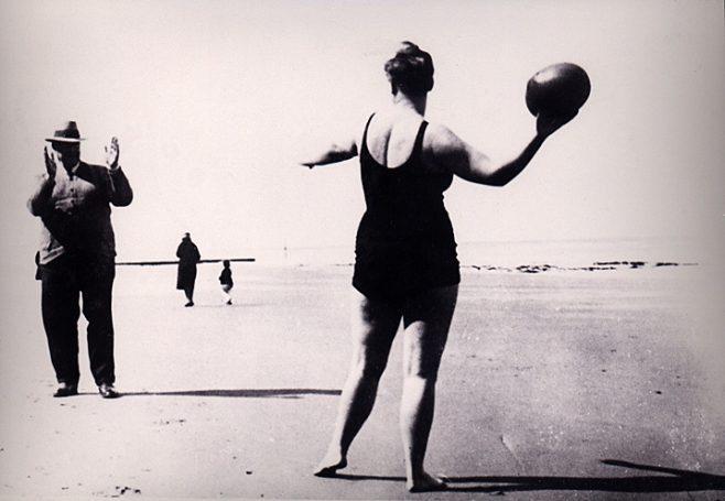 Sunny Lowry and Jabez Wolffe Training