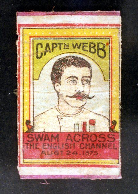 Matchbox - Capt Mathew Webb
