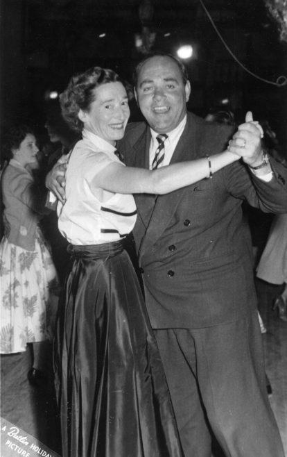 Sam Rockett -Dancing with Mrs. Rockett