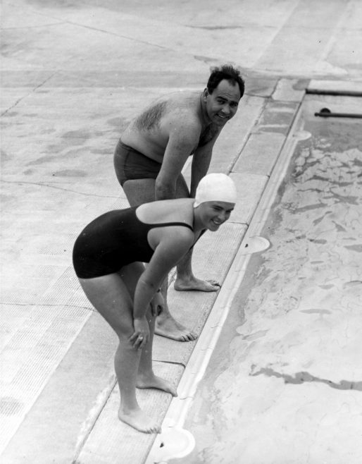 Sam Rockett and (Willie) Willy Van Rijsel