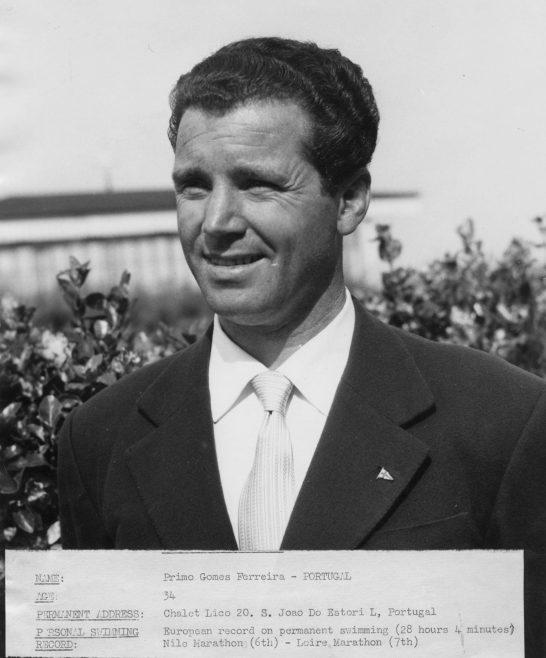 Primo Gomes Ferreira. Portugal