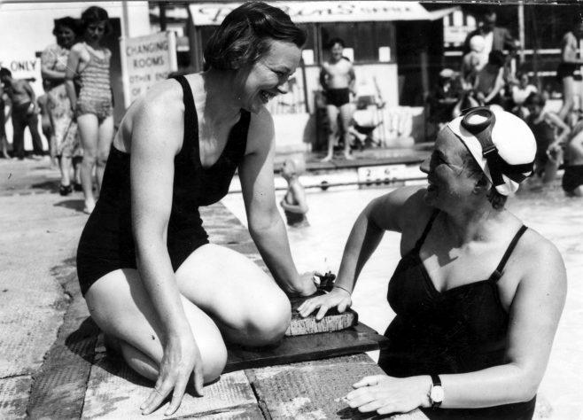 Jenny Kammersgard & Margaret Feather