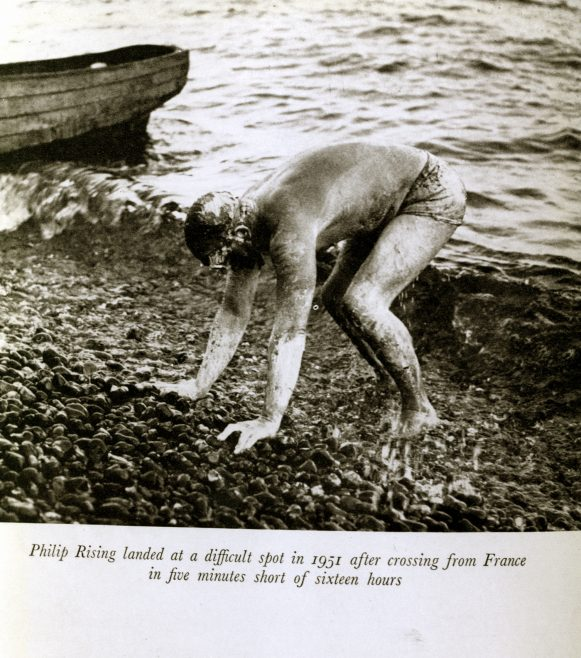 Photograph of Philip Rising