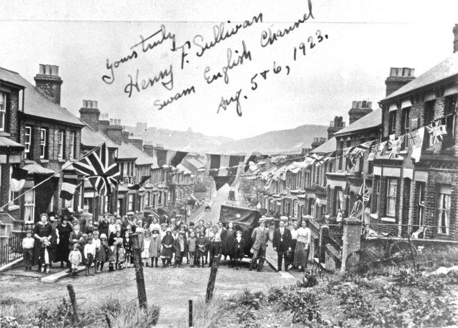 Photograph of Longfield Road